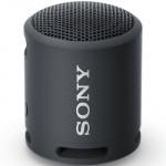 索尼 Sony SRS-XB13 Extra Bass 可攜式重低音防水無線藍牙喇叭揚聲器 黑色 SRS-XB13/BC E 香港行貨         - 黑色