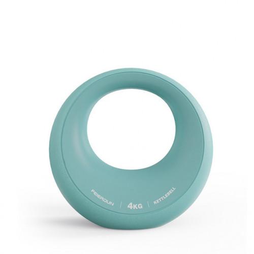 FED 12KG星月壺鈴 | 新穎造型 | 握感舒適 | 一體成型