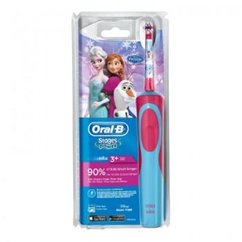 百靈 Braun Oral-B D12.513K 魔雪奇緣 兒童電動牙刷|香港行貨