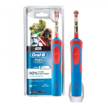百靈 Braun Oral-B D12.513K 星球大戰 兒童電動牙刷| 香港行貨