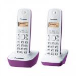 樂聲 Panasonic KX-TG1612HK DECT數碼室內無線電話 雙子機套裝 | 香港行貨