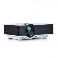 UNIC UC40 Mini HD home projector | 800 * 480 resolution