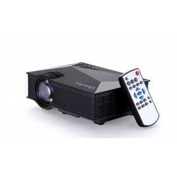 Unic UC46 WIFI high-definition home projector | wireless phone connection