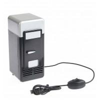 USB冷熱兩用桌上迷你小雪櫃 | 一罐飲料