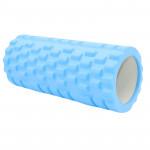 33cm款瑜珈按摩狼牙棒 | 普拉提柱 Yoga Foam Roller - 藍色