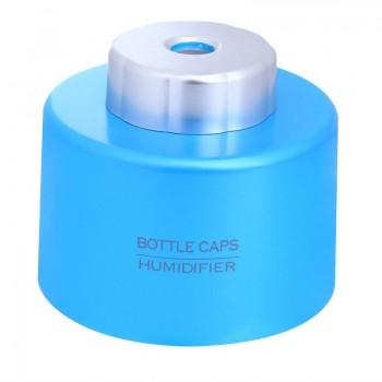 USB 迷你瓶蓋加濕器   超聲波霧化香薰機 放濕器
