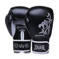 JDUANL 8OZ adult Muay Thai glove | thick liner boxing gloves