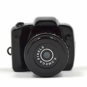 Y3000 800萬像迷你微型數碼相機