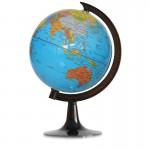 書枱地球儀英文版 | 立體世界地圖 14cm款式
