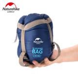NatureHike LW180 戶外超輕便攜睡袋 | 可拼接雙人睡袋 - 深藍色 (NH15S003-D)