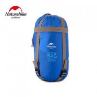 NatureHike LW180 戶外超輕便攜睡袋 | 可拼接雙人睡袋 - 淺藍色 (NH15S003-D)