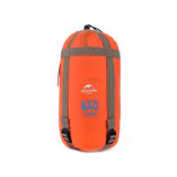 NatureHike LW180 戶外超輕便攜睡袋 | 可拼接雙人睡袋 - 橙色 (NH15S003-D)