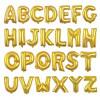 40寸英文字母鋁膜氣球   派對裝飾佈置 - E