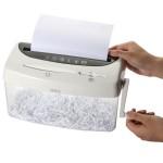 DELI 得力三合一A4手動碎紙機 | 粉碎式防卡紙