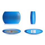 INVITOP -  INVITOP 迷你網紋衣櫃抽濕機 家用除濕器 藍色