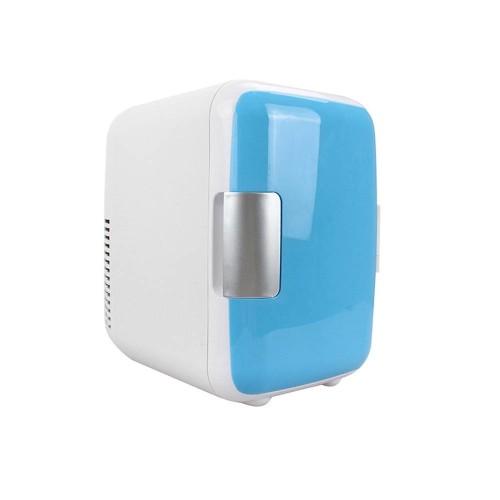 INHOMIE MINI FRIDGE 4L 冷暖兩用迷你小雪櫃 - 藍色   可車載或家用