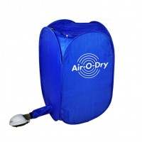 AIR-O-DRY folding household dryer heat | tumble drying shoes sterilization