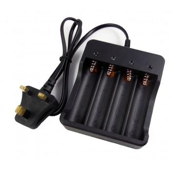 18650 四電池充電器