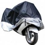 電單車防雨防曬車冚車罩 - XXXL碼