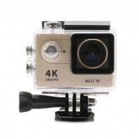 H9 4K Full HD waterproof sports camera WIFI | 1200 megapixel camera