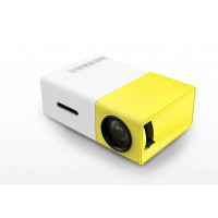 Rechargeable mini projector YG300