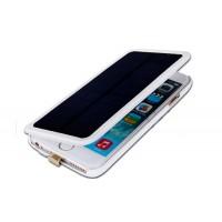 Domias 2800mAh solar charging external shell | iphone6 / 6 + / 7/7 + Dedicated