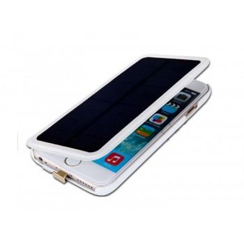 Domias  2800mAh 太陽能外置充電殼 |  iphone6/6+/7/7+  專用