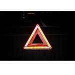 汽車緊急反光三角架安全停車警示牌