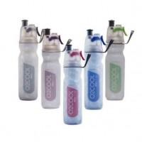 美國 O2COOL 20OZ運動保冷噴霧水樽 水壺水瓶