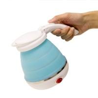 ELECATER 旅行摺疊電熱水煲|摺疊式電水壼