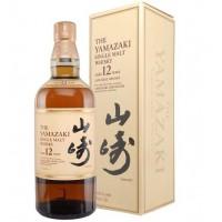 Yamazaki 12 Year Old Single Malt Whiskey 700ml