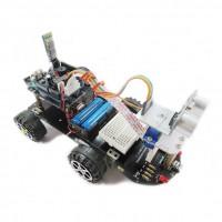 Arduino 藍牙智能遙控車機器人套件 | 循跡避障手機控制