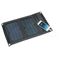 7W solar charging folded package