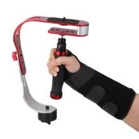 Bow SLR DV video camera handheld stabilizer PTZ | shooting stabilizer shock mount