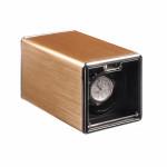 INTIME 單錶位自動上鏈自轉錶盒 - 金色金屬