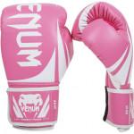 Venum CHALLENGER 2.0 專業成人泰拳拳套 - 10oz 粉紅色