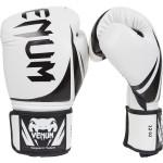 Venum CHALLENGER 2.0 專業成人泰拳拳套 - 12oz 白色