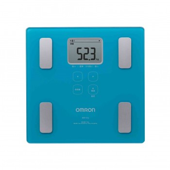 Japan's Omron OMRON HBF214 multifunction body fat pounds | licensed in Hong Kong