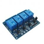 Arduino 5V四路繼電器擴展板