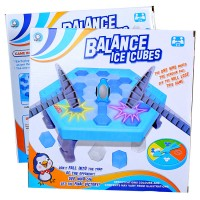 Save the Penguin to break the ice table toys
