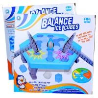 拯救企鵝破冰台玩具