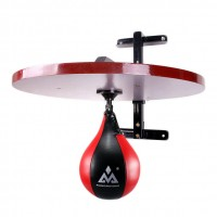 Boxing speed ball rack pear ball plate frame