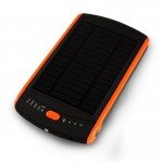 23000mAH thin Solar Power