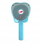 共田F9折疊可手持風扇芭蕉扇 - 藍色