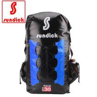 30L SUNDICK 雙肩戶外防水背包 - 藍色