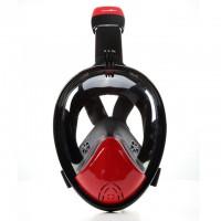 THENICE全乾式防霧浮潛面罩 | 可裝Gopro運動相機 【夏日限時優惠】