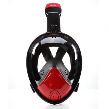 THENICE全乾式防霧浮潛面罩   Gopro通用運動相機配件