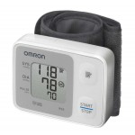 Japan's Omron OMRON HEM-6121 Wrist Blood Pressure Monitor | licensed in Hong Kong