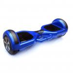 CHICOOL 6.5寸 智能體感電動雙輪平衡車 - 藍色貨板 帶提手  風火輪 HOVERBOARD