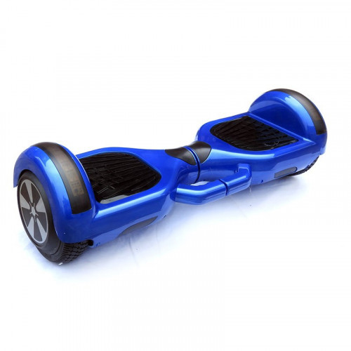 CHICOOL 6.5寸 智能體感電動雙輪平衡車 - 藍色 帶提手| 風火輪 HOVERBOARD